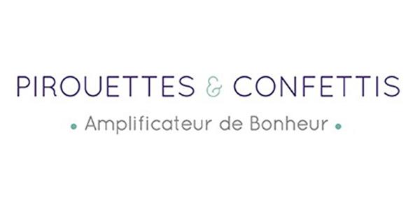 Logo Pirouettes et Confettis