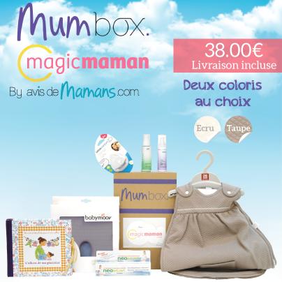 Mum Box ing