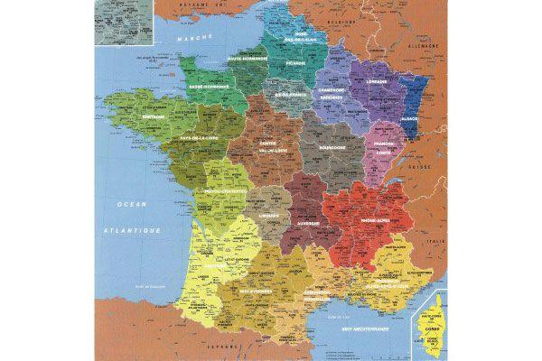 puzzle géographique
