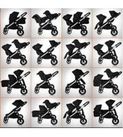 La Baby Jogger City Select, poussette double intelligente