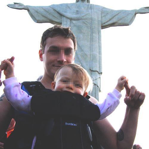 On est bien à Rio !