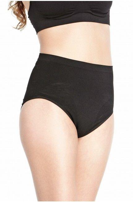 Un bon pour une culotte ventre plat Slimming Noire