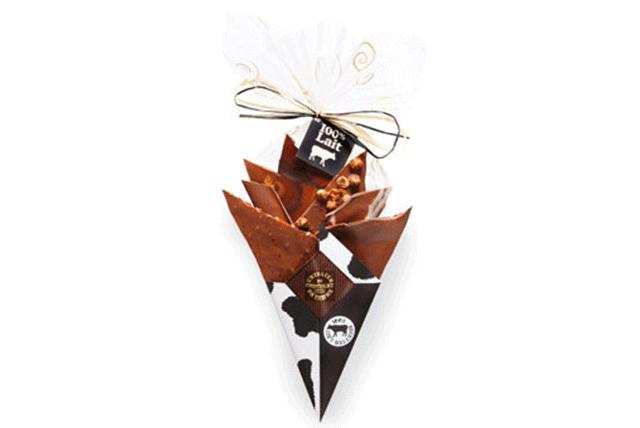 Un beau bouquet de chocolat