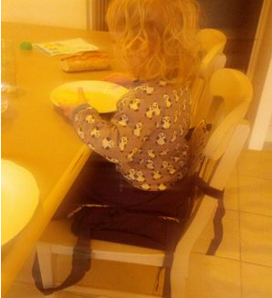 A table comme une grande