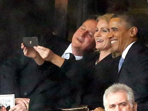 """Le selfie """"Fallait pas l'inviter"""""""