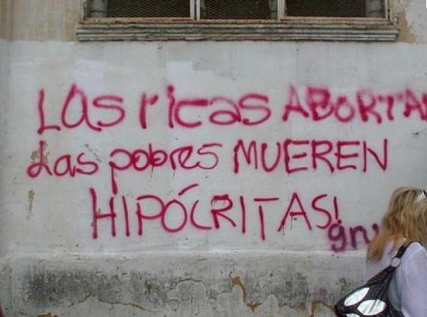 Tag dans les rues en Espagne