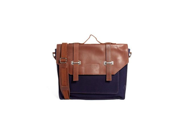 Un sac cartable au look élégant
