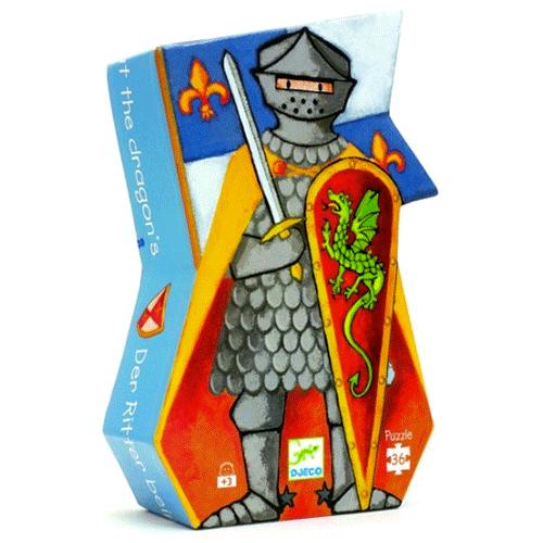 Un puzzle en forme de chevalier !