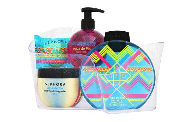 Des produits pour le bain
