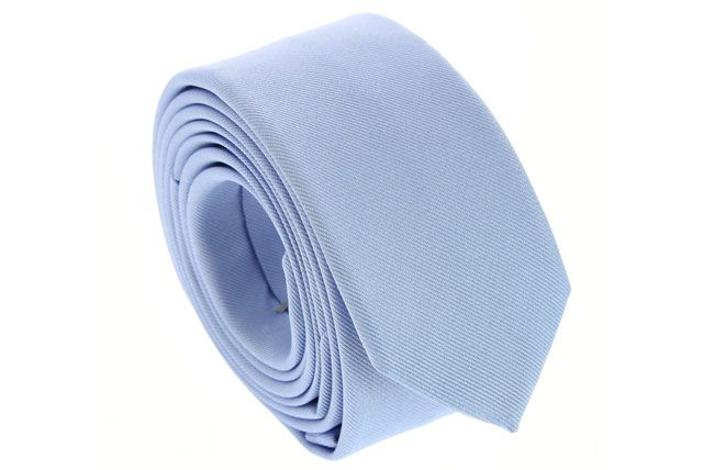 Une jolie cravate en soie
