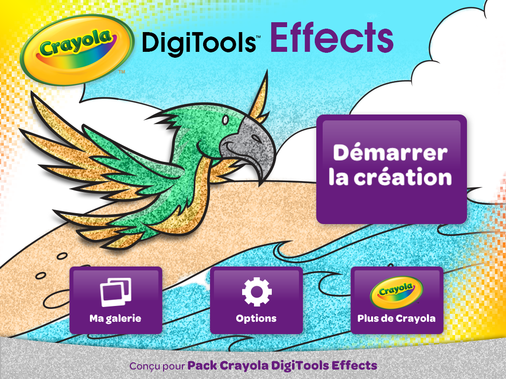L'application Digitools effects !