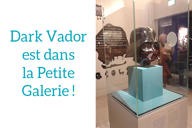 Le casque et le masque de Dark Vador