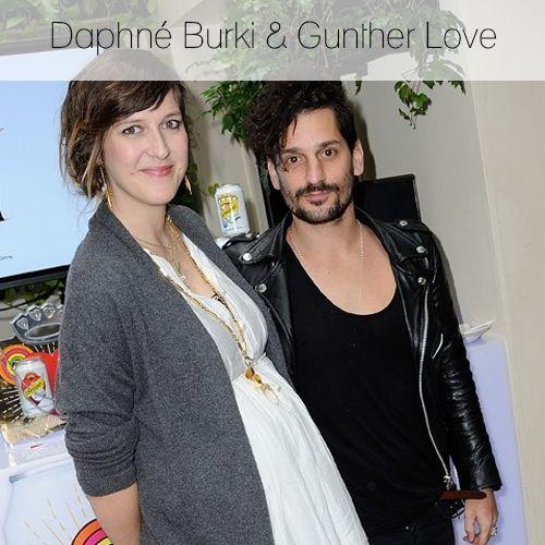 Daphné Bürki & Gunther Love