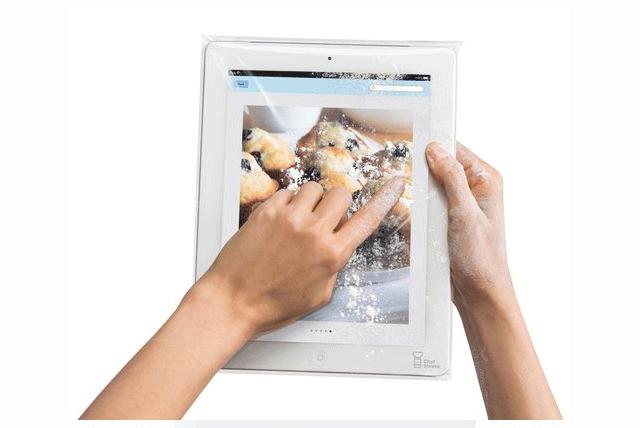 Une housse étanche pour protéger sa tablette
