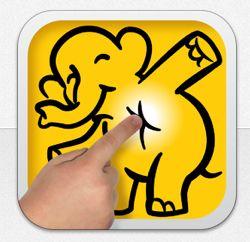L'icone de l'application Petting Zoo