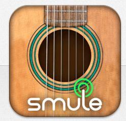 L'icone de l'application Guitare