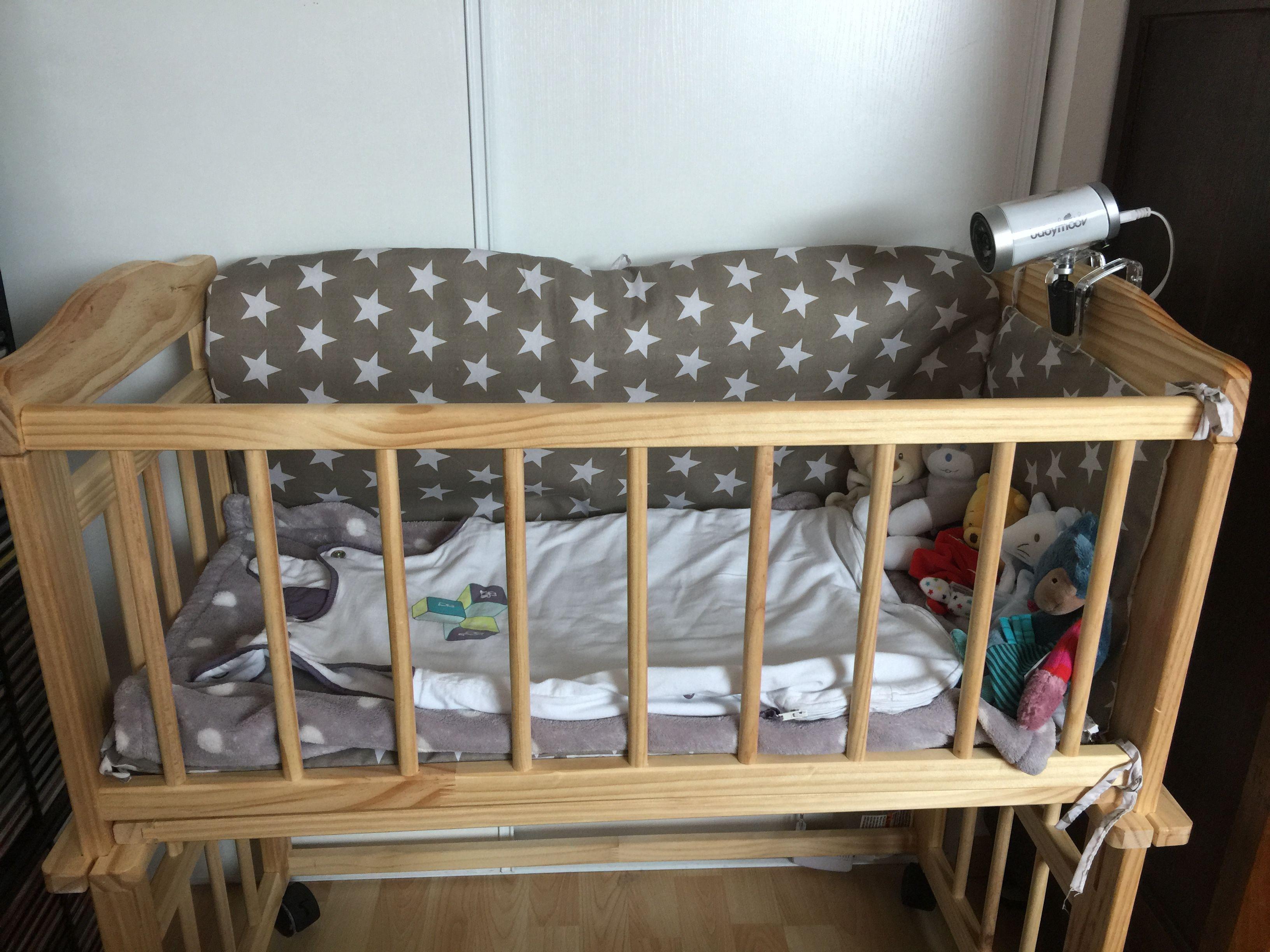Le test de la Baby Camera chez G.Diem !