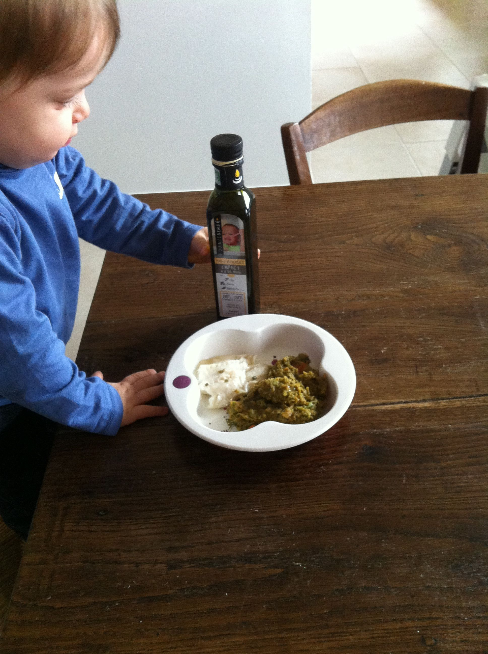 L'huile bébé Quintesens chez Aurore Lénoa