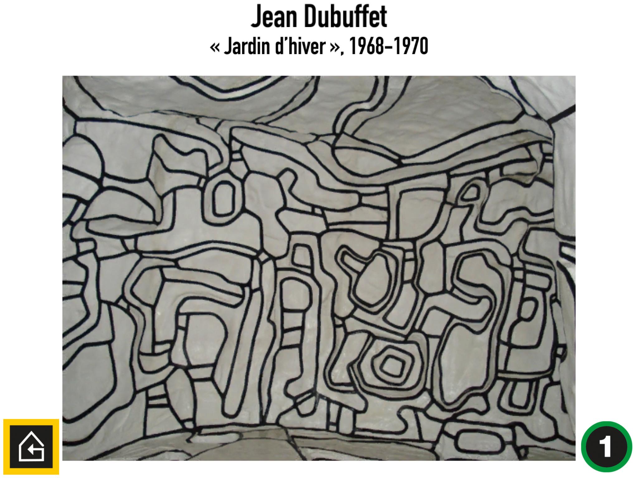 Oeuvre de Dubuffet