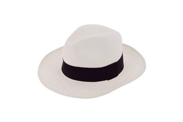 Un chapeau pour profiter du soleil