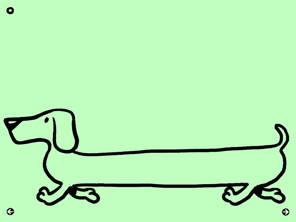 Le chient de Petting Zoo