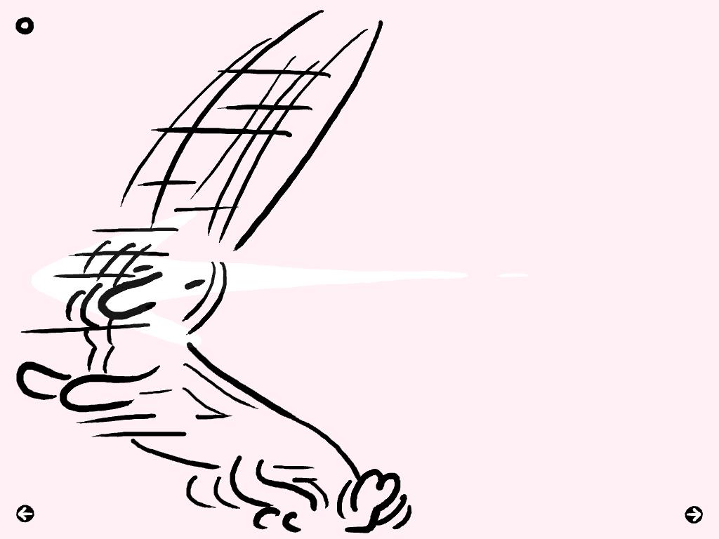 Le lapin élastique