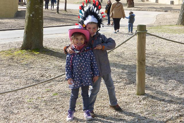 Sylvie, Bruno & les enfants