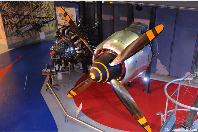 Musée aéronautique et spatial