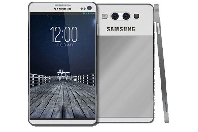 Le dernier smartphones de Samsung