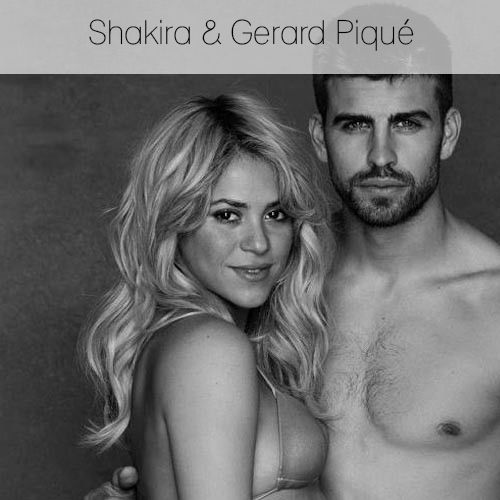 Shakira & Gerard Piqué