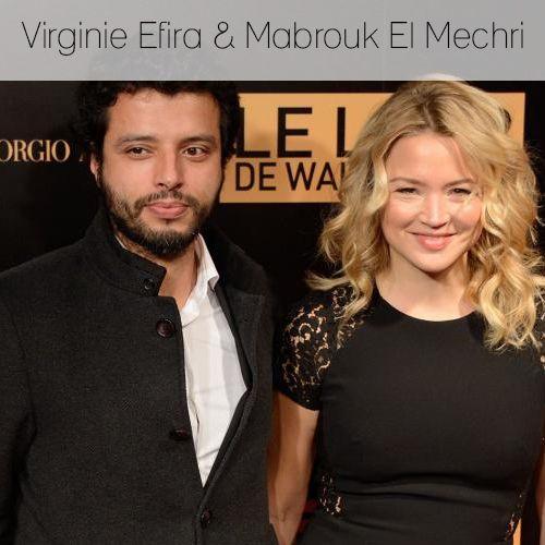 Virginie Efira & Mabrouck El Mechri