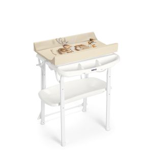 Table à langer avec baignoire Aqua Spa Ourson