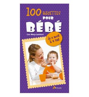 100 recettes pour bébés