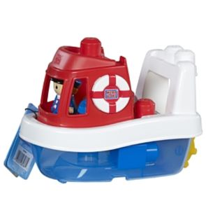 Le petit bateau à roulettes Maxi Mega Brands