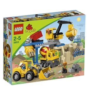 La carrière Lego duplo