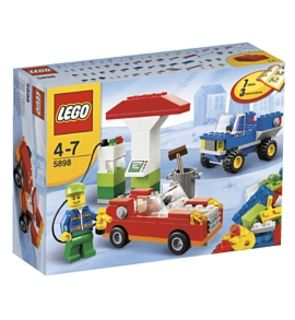 Kit de construction voitures lego