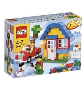 Jeu de construction maison lego