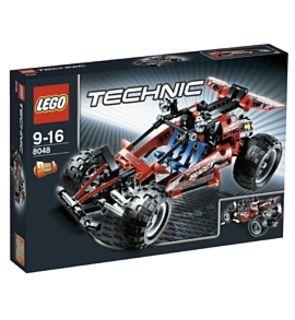 Le buggy lego technic