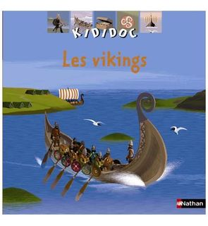 Les vikings, collection Kididoc
