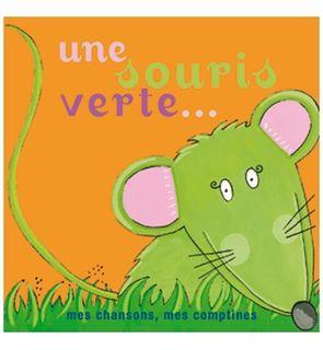 CD Une souris verte