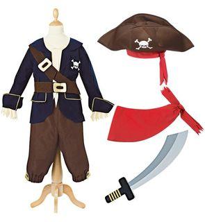 Déguisement Pirate 3-5 ans