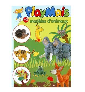 Playmaïs modèles d'animaux N°2