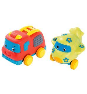 Les 1ers véhicules à friction