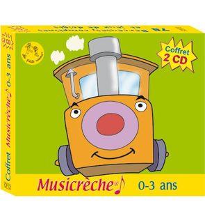 CD Musicrèche 0-3 ans
