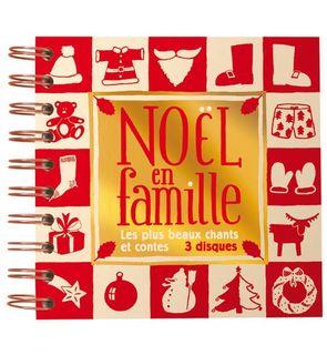 CD Noël en famille