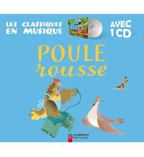 Livre-CD Poule rousse