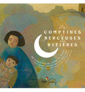 CD Comptines et berceuses des rizières