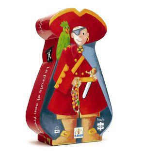 Puzzle pirate et son trésor 36 pièces