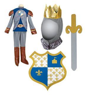 Déguisement Roi des chevaliers