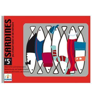 Jeu de cartes - Sardines